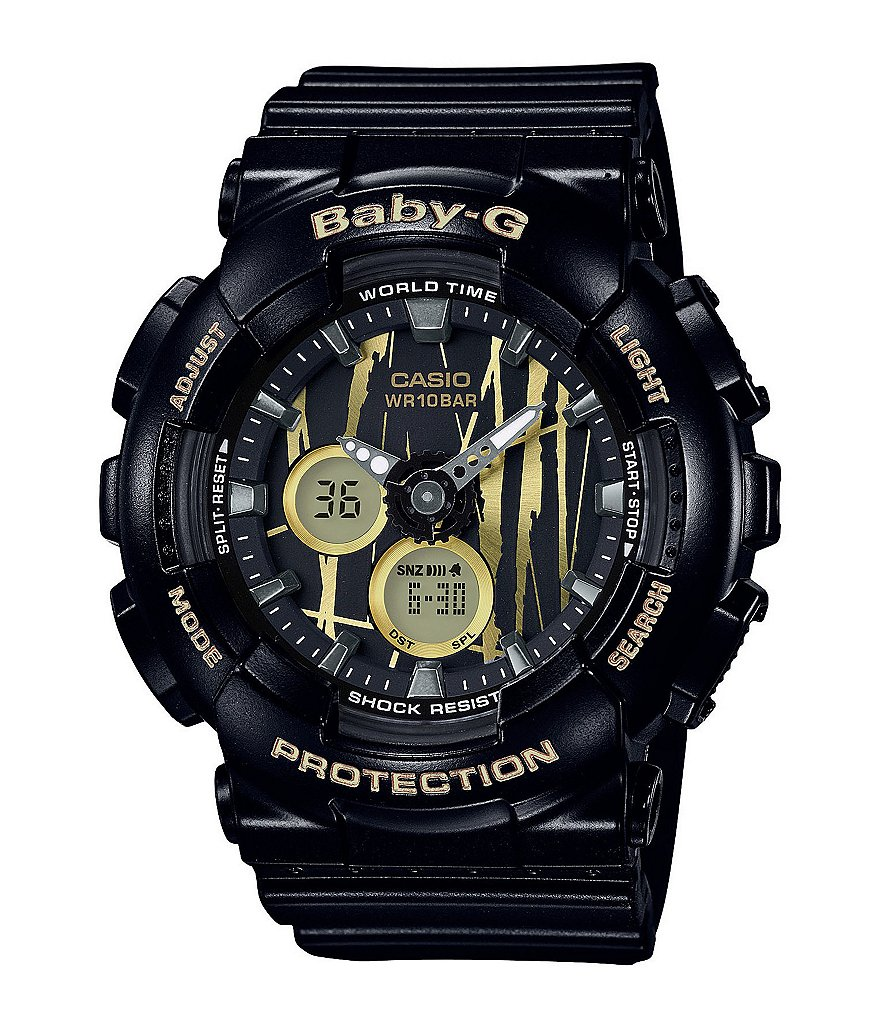 Baby-G Slash Ana-Digi Watch