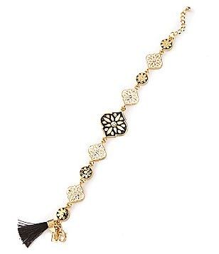 kate spade new york Moroccan Tile Line Bracelet