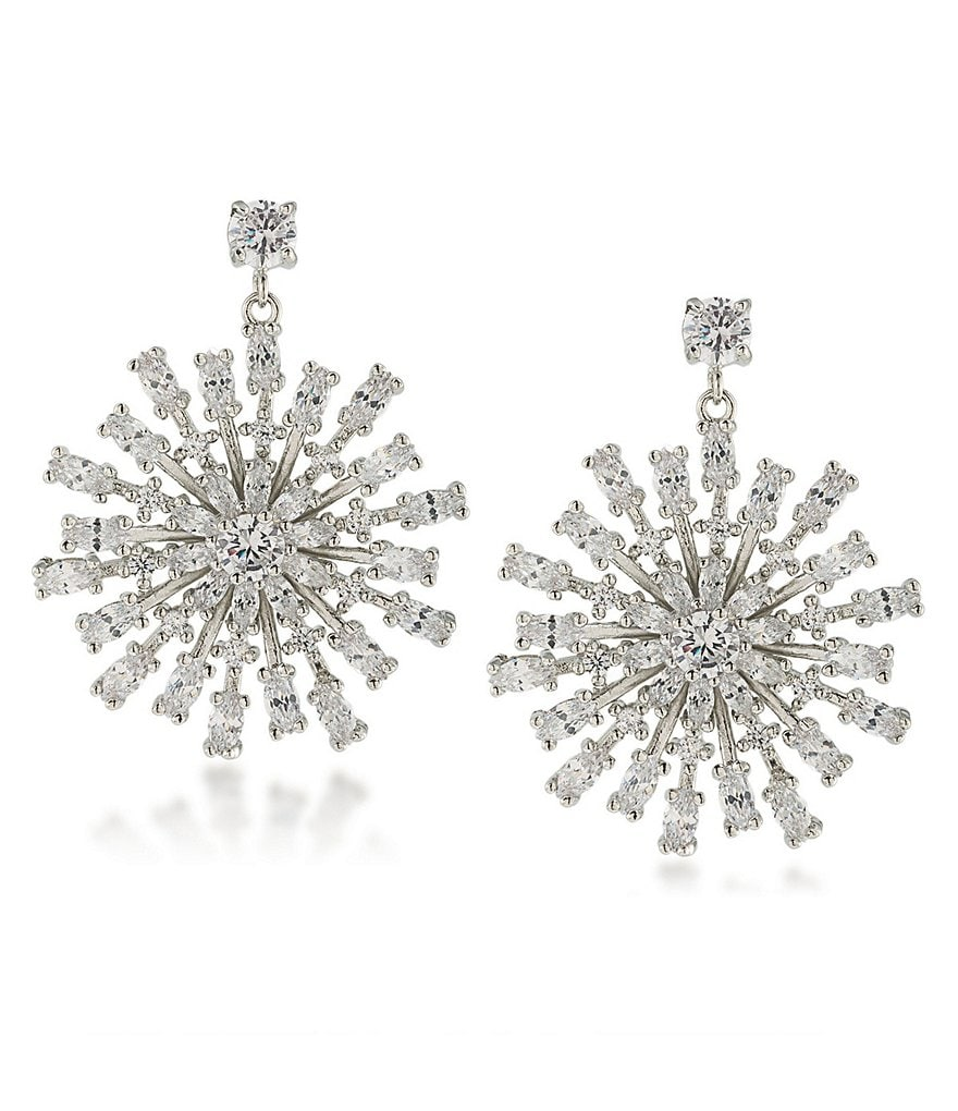 Carolee Something Borrowed Chandelier Earrings