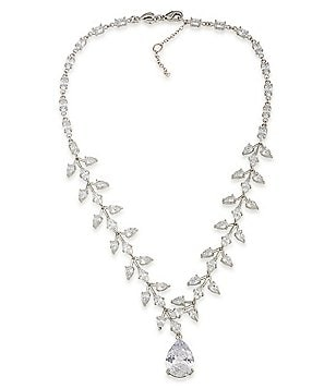 Carolee Something Borrowed Statement Vine Necklace