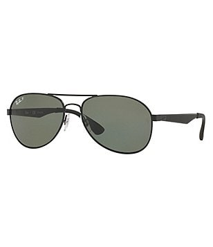 Ray-Ban Active Polarized Aviator Sunglasses