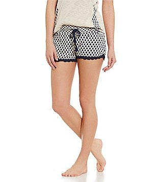 PJ Salvage Batik Thermal Sleep Shorts