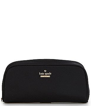 kate spade new york Classic Nylon Berrie Cosmetic Case