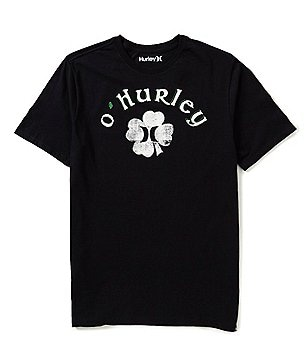 Hurley Borderluck Short-Sleeve Graphic Tee