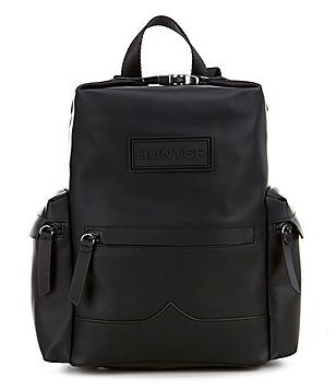 Hunter Original Rubberized Leather Mini Backpack