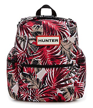 Hunter Original Camouflage Top-Clip Nylon Backpack