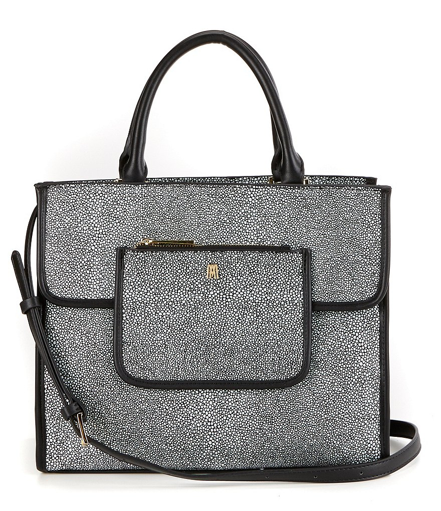Antonio Melani Pocket Satchel