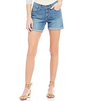 Levi´s® Boyfriend Stretch Denim Shorts