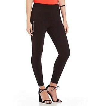 Armani Exchange High Waist Ponte Legging