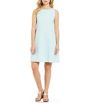 J.McLaughlin Antigua A-line Sleeveless Dress
