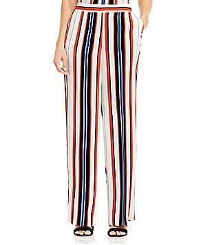 Vince Camuto Core Multi Stripe Wide Leg Pant