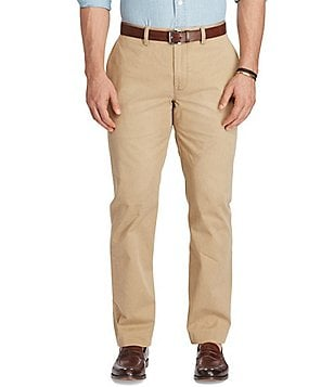 Polo Ralph Lauren Big & Tall Classic-Fit Flat-Front Bedford Chino Pants