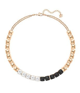 Swarovski Glance Crystal Collar Necklace