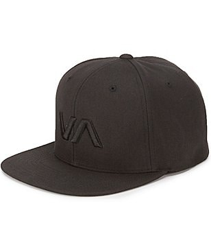 RVCA VA Embroidered Snap-Back II Hat