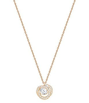 Swarovski Generation Pavé Pendant Necklace