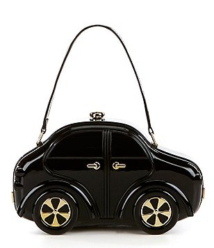 Kate Landry Little Toy Car Frame Clutch