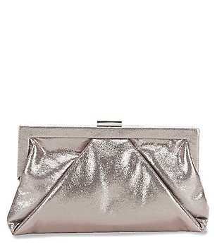 Kate Landry Soft Fold Frame Clutch