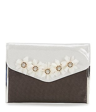 Kate Landry Petal Envelope Flap Clutch