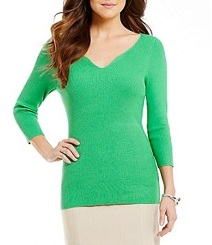 Alex Marie Knit Molly Sweetheart Top
