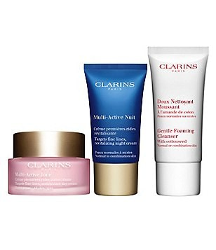 Clarins Multi-Active Skin Starter Kit
