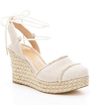 MICHAEL Michael Kors Tibby Closed Toe Wedges