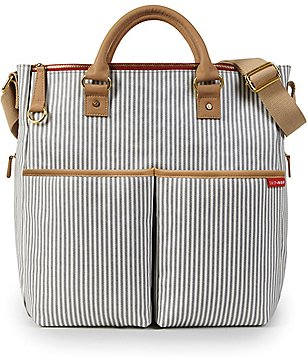 Skip Hop Striped Diaper Bag
