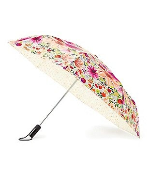 kate spade new york Dahlia Travel Umbrella