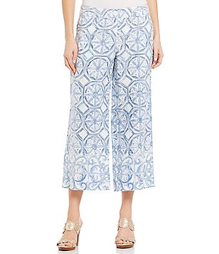 Tommy Bahama Watercolor Tiles Gaucho