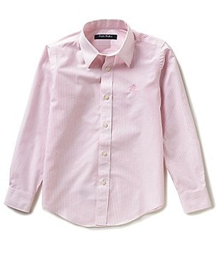 Brooks brothers kids boys shirts tees for Brooks brothers non iron shirt review