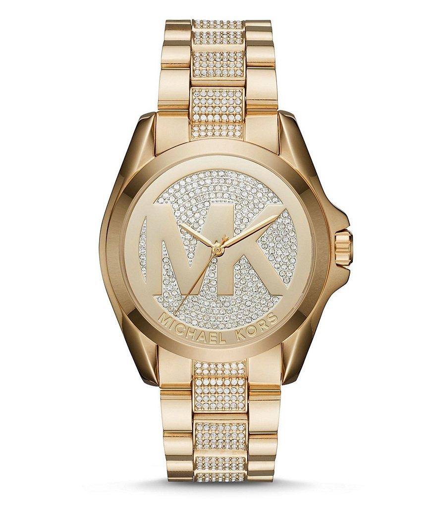 Michael Kors Bradshaw Analog Bracelet Watch