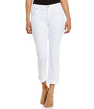 Eileen Fisher 5-Pocket Boyfriend Jeans