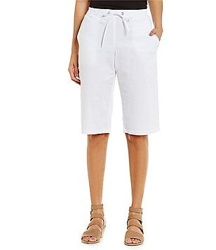 Eileen Fisher Drawstring Shorts