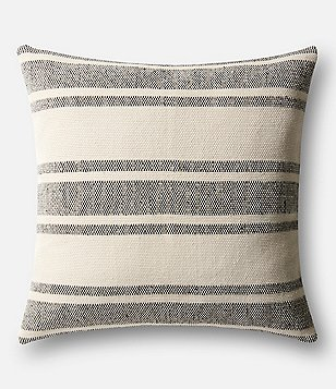 Magnolia Home by Joanna Gaines Carter Oversized Striped Pillow