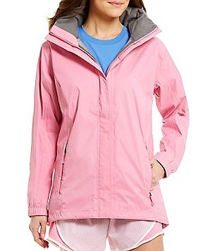 Lauren James Preptec Hooded Waterproof Rain Jacket