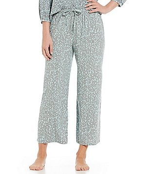 Nottibianche TEMPtations Speckled Cropped Sleep Pants