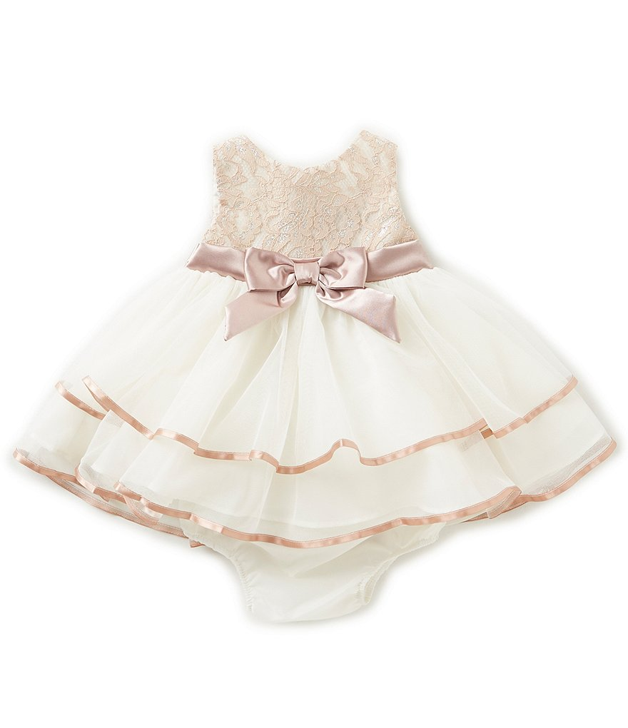 Rare Editions Baby Girls 3 24 Months Lace Chiffon