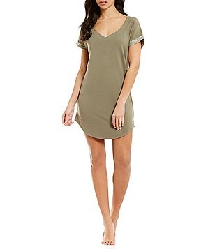 Half Moon by Modern Movement French Terry Dolman Lounge Dress