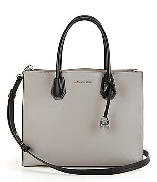 MICHAEL Michael Kors Studio Mercer Color Block Large Convertible Tote