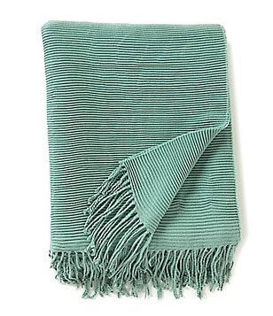 Noble Excellence Carissa Fringed Throw