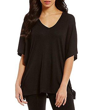 N by Natori Caftan Lounge Top