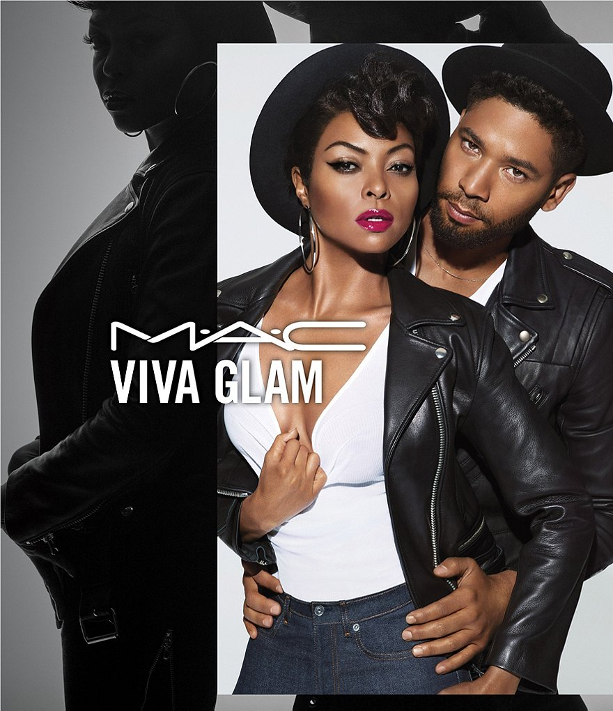 MAC Viva Glam Taraji P. Henson Collection
