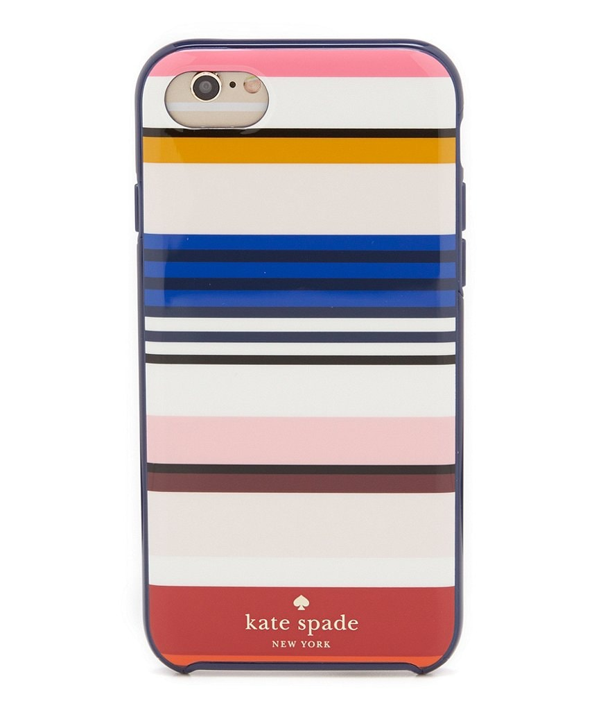kate spade new york Berber Striped iPhone 7 Case