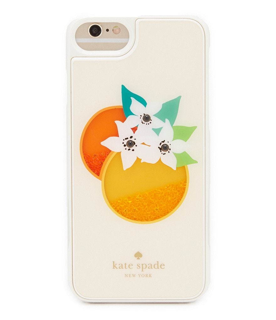 kate spade new york Orange Blossom Shake iPhone 7 Case