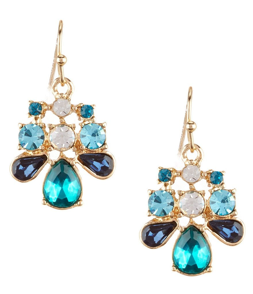 Gemma Layne Fancy Drop Earrings