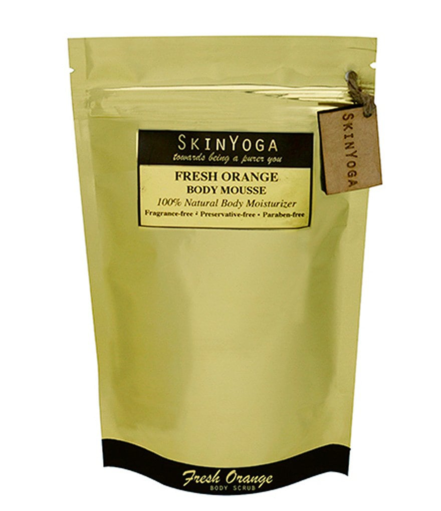 Skin Yoga Fresh Orange Body Mousse