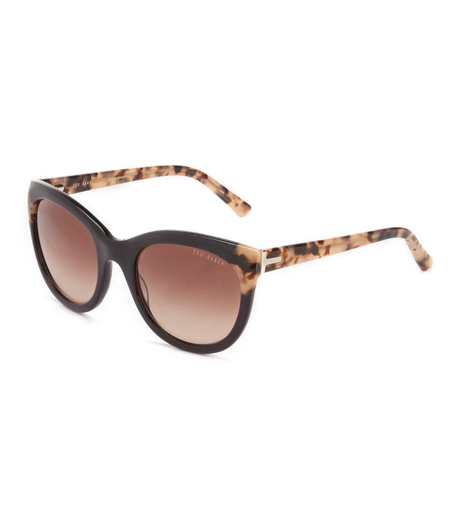 Ted Baker London Gradient Cat-Eye Sunglasses