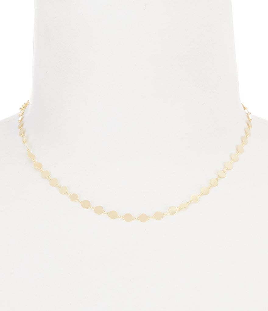 Argento Vivo Alexandra Choker Necklace