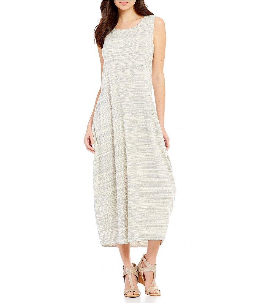 Bryn Walker Striped French Terry Pippa Dress