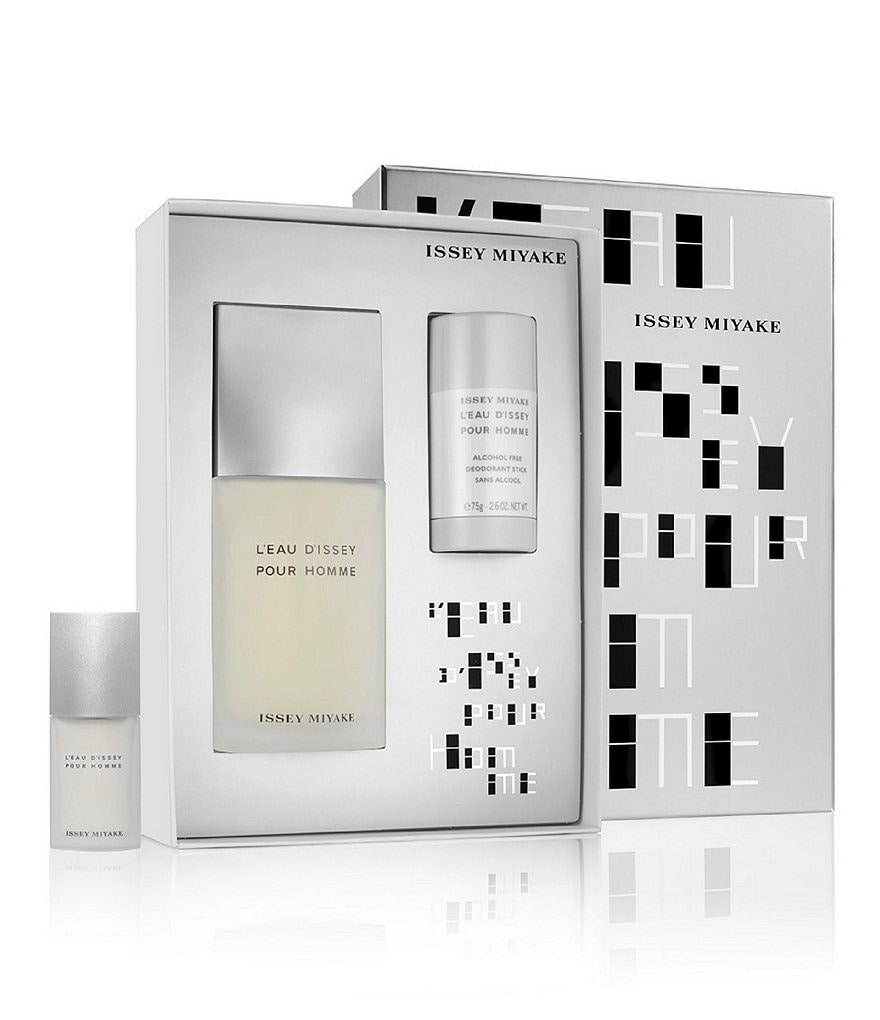 Issey Miyake L´Eau d´Issey Pour Homme Gift Set