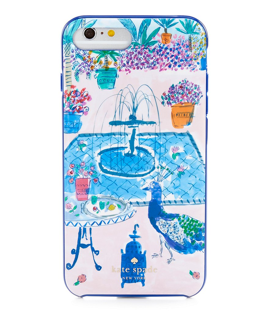 kate spade new york Jeweled Garden iPhone 7 Plus Case